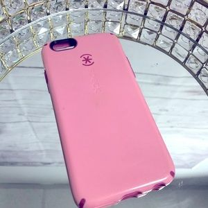 Speck Pink iPhone 6s Case